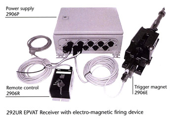 B292UR EPVAT Receiver Unit
